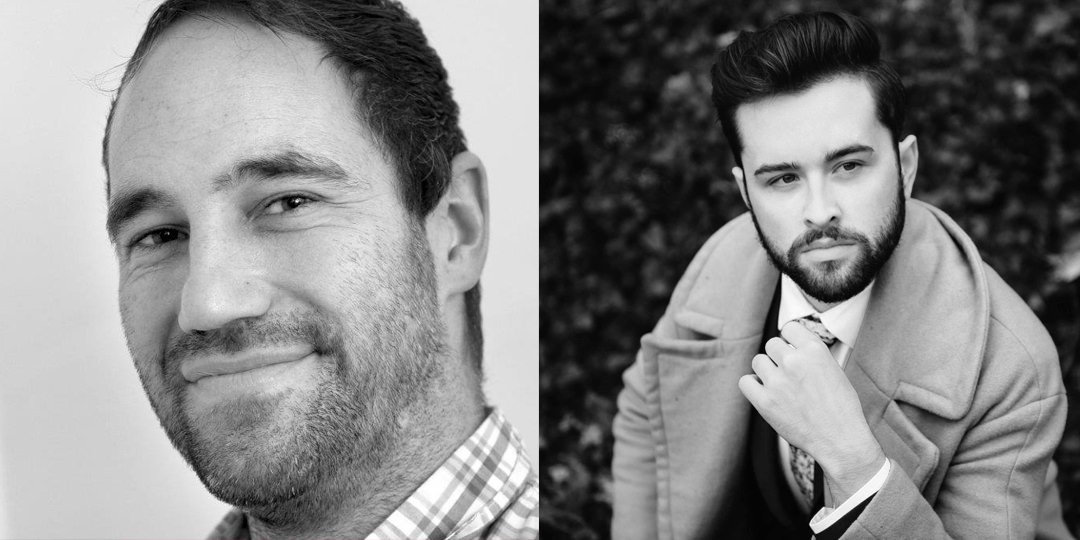 John Paul Huckle, Bass Baritone / Joshua Sanders, Tenor